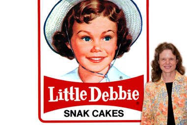 Little Debbie real life