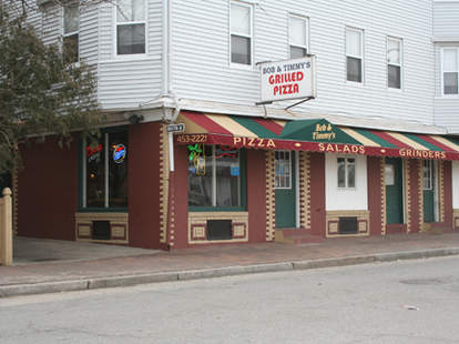 bob & timmy's grilled pizza providence rhode island
