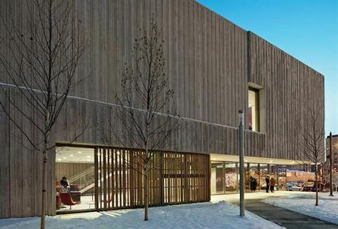 Clyfford Still Museum -- Denver