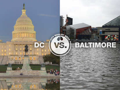 dc thrillist city rivalry week baltimore