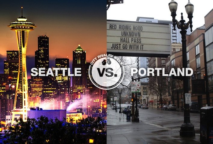 Seattle Vs Portland Is There Really A Debate About This