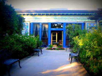 Dushanbe Teahouse -- Boulder