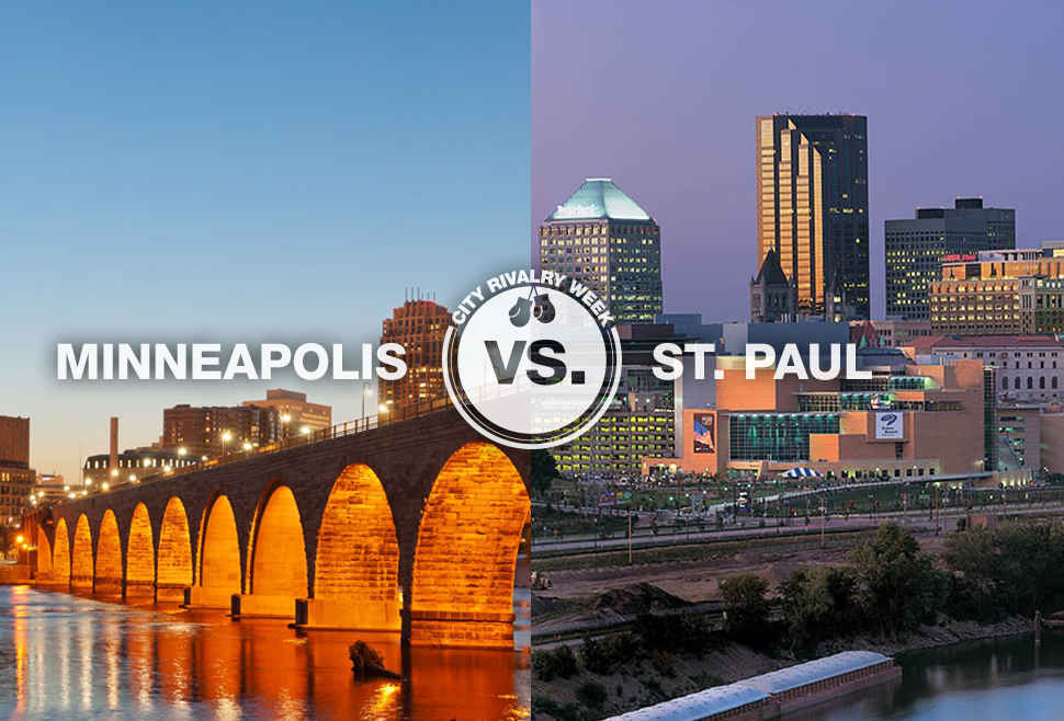 Minneapolis vs. St. Paul: Which city reigns supreme?