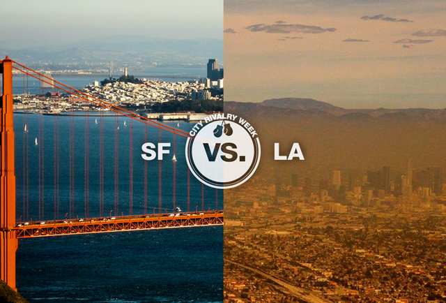 Dating in la vs sf