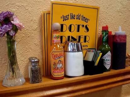 Dot's Diner Menu -- Boulder