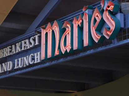 Marie's -- Boulder