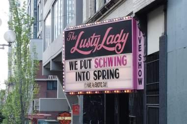 Lust Ladies -- Seattle