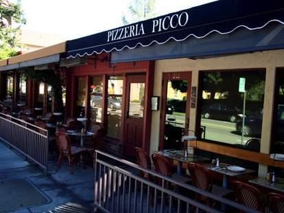 Pizzeria Picco -- Marin