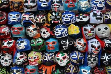 Lucha Libre Tour in Mexico City, Mexico