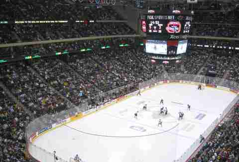 The Xcel Energy Center