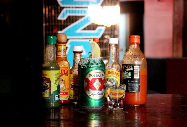Super hush-hush drinks on Market