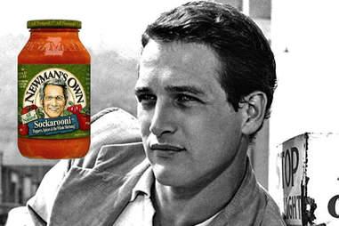 Paul Newman Newman's Own