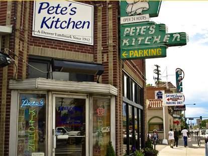 Pete's Kitchen -- Denver