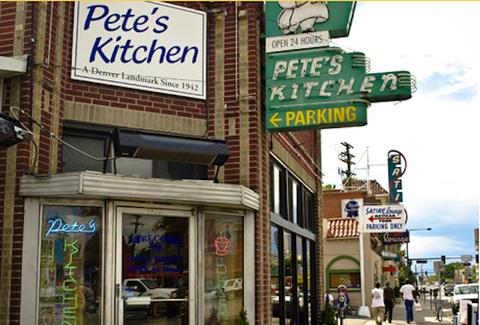 Pete's Kitchen -- Denver