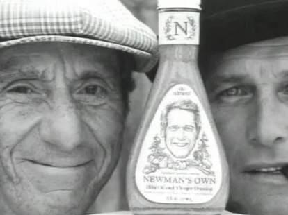 A. E. Hotchner Paul Newman Newman's Own