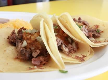 El Taco De Mexico Carnitas -- Denver