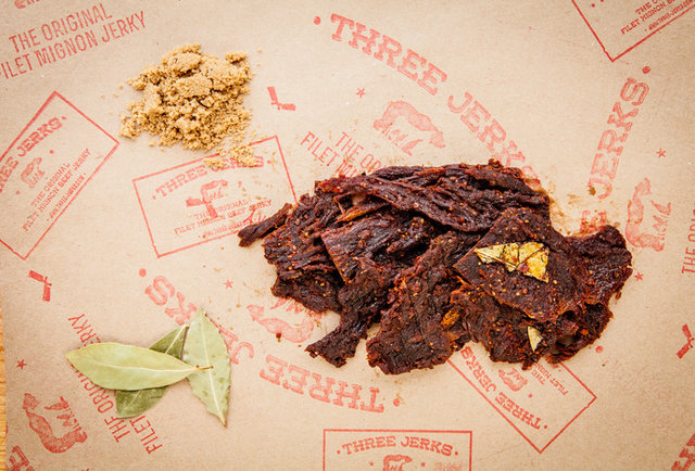 Filet mignon jerky is just one Kickstarter funding away from your belly