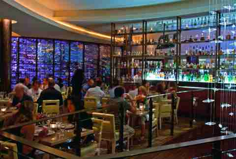 Interior at Gotham Steak