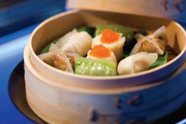 Dumpling at Hakkasan
