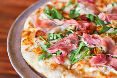 Slice & Pint - Prosciutto & Peaches