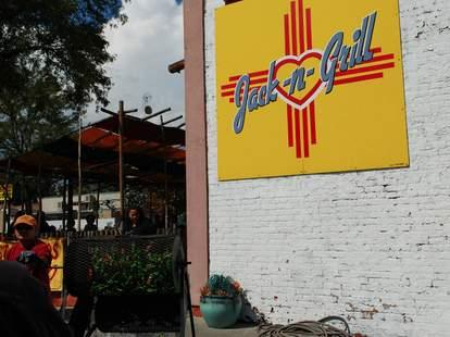 Jack-N-Grill -- Denver