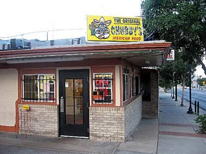 Chubby's Exterior -- Denver