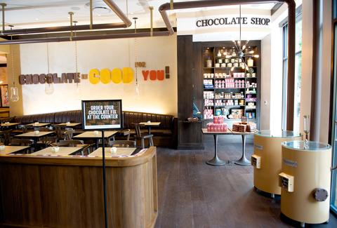 Max Brenner Eight3