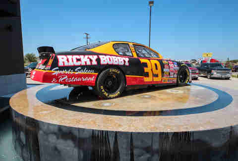 Ricky Bobby's Sports Saloon, Fort Worth