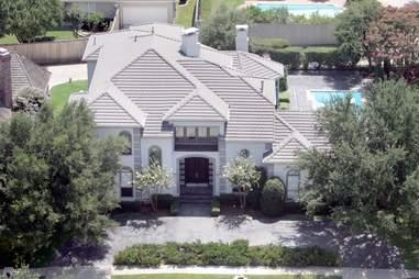 Tony Romo's new house
