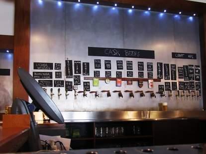 Pelt Trader bar -- London