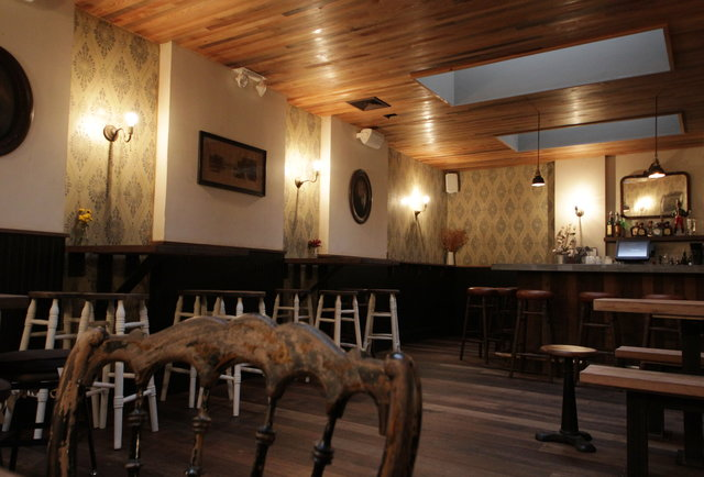 The Downtown pub scene, now on the Upper East Side