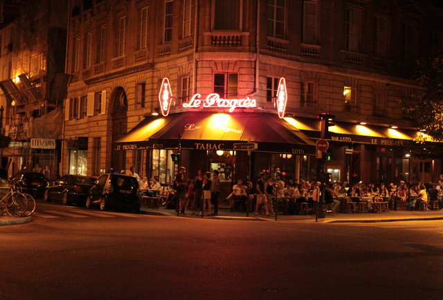 The eight coolest bars in Paris