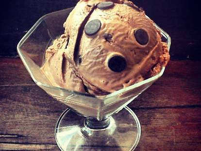 Death by Chocolate ice cream from Sweet Ritual