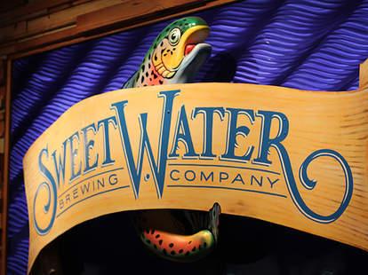 SweetWater Brewing Company in Atlanta