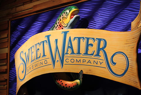 SweetWater Brewing Company in Atlanta
