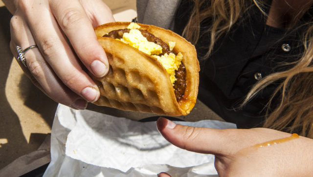 Taco Bell\'s waffle taco is finally expanding across the nation