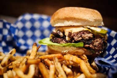 Stockyards burger Toronto