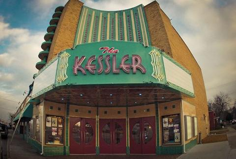 The Kessler entrance