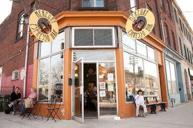 Mercury Coffee Toronto espresso cafe