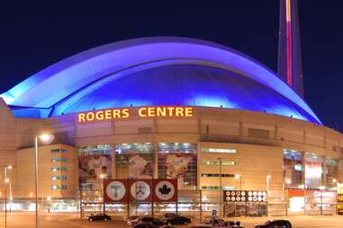Blue Jays game Toronto