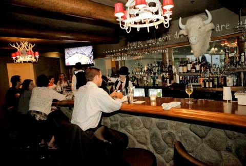 River Rock Lounge-Bar Pic-Los Angeles