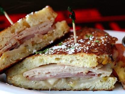 The District Sandwich