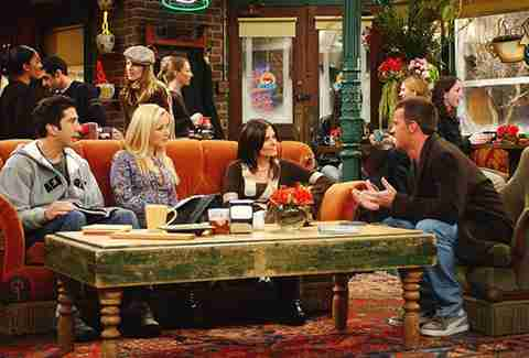 Central Perk, Friends