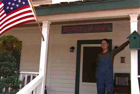 Schrute Farms, The Office
