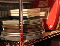 Lost Weekend Cinecave-Film Reels-San Francisco