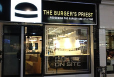The Burger's Priest