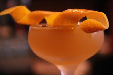 gin cocktail satans whiskers farmer's cabinet philadelphia