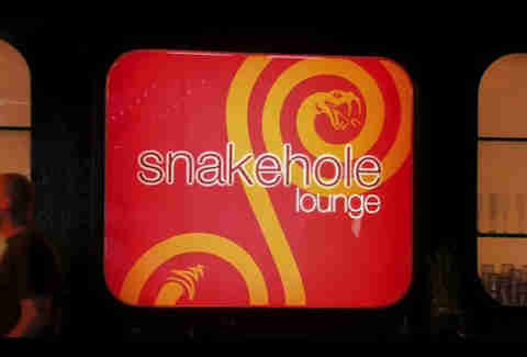 Snakehole Lounge, Parks and Recreation