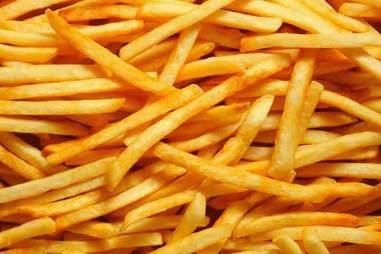 Regular old fries