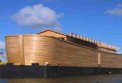 Noah's Ark in The Netherlands